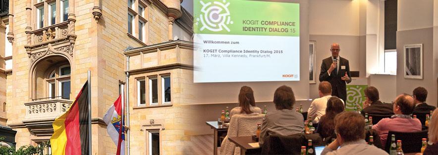 KOGIT Compliance Identity Dialog